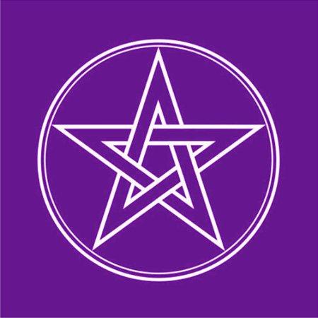 Toalha Rituais Pentagrama