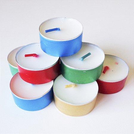 Velas Brancas Rechôs Stil Color