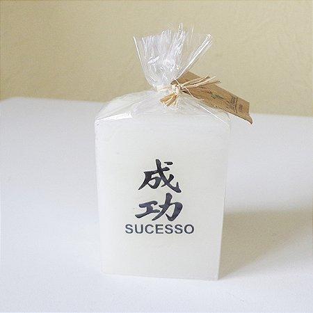 Velas para Feng Shui - Sucesso