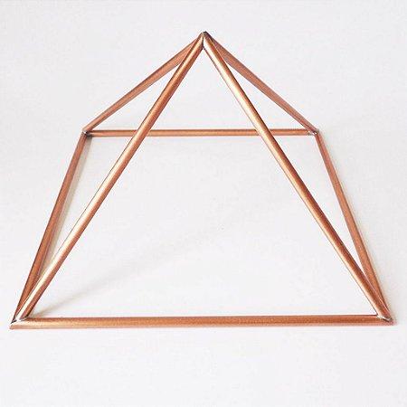 Pirâmide de Cobre Hastes Largas 13cm