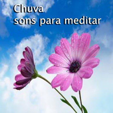 CD CHUVA - SONS PARA MEDITAR