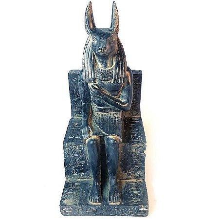 Estátua Anubis