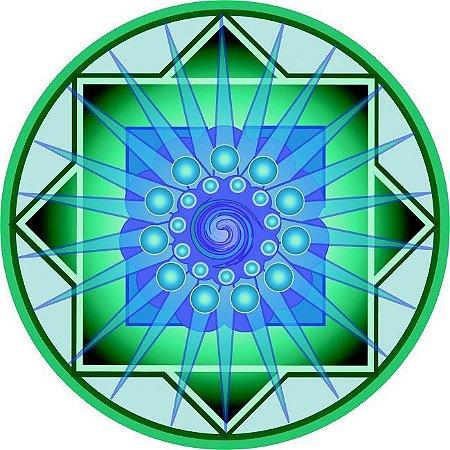 Adesivo Parede Mandala dos Sonhos 15cm