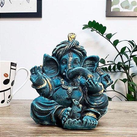 Ganesha Deus Destruidor de Obstáculos