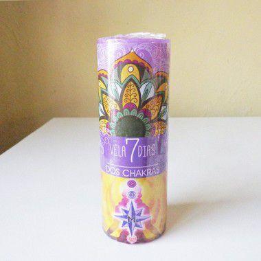 Vela Ritual 7 Chakras