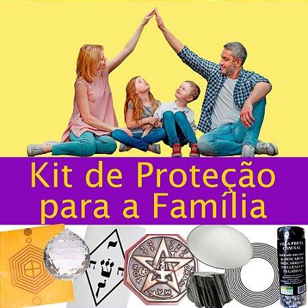 Kit Escudo de Proteção da Família