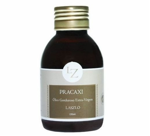 Óleo Vegetal Pracaxi Extra Virgem 120 ml Laszlo