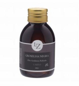 Óleo Vegetal Groselha Negra 120 ml - Laszlo
