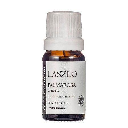 Óleo Essencial Palmarosa Laszlo 10,1 ml