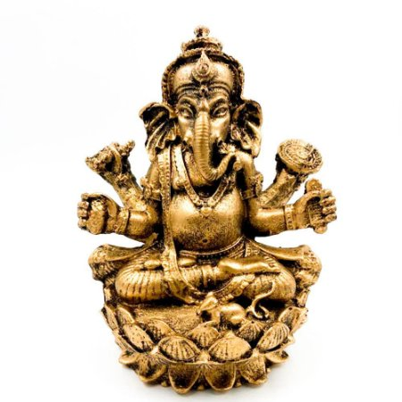 Deus Ganesha Prosperidade Infinita