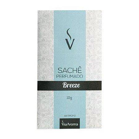Sachê Perfumado Via Aroma Breeze 10g