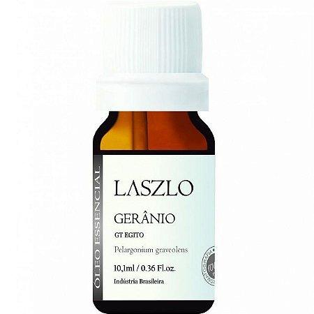 Óleo Essencial Gerânio Laszlo GT Egito 10,1 ml