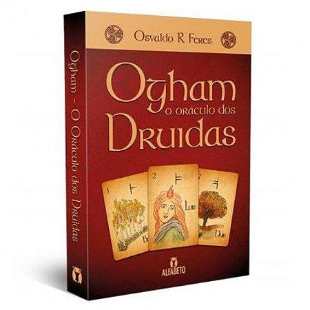 Ogham o Oráculo dos Druidas