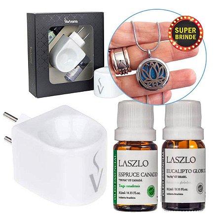 Kit Tratamento Para Rinite Alergica