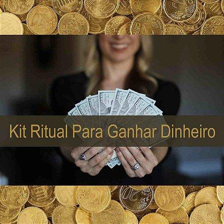 Kit Ritual Para Ganhar Dinheiro