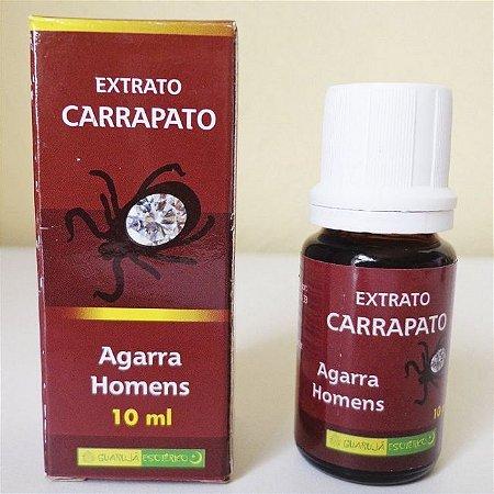 Kit Extrato de Carrapato Sabonete + Óleo extrato de carrapato
