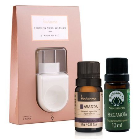 Aromaterapia para Ansiedade e Medo