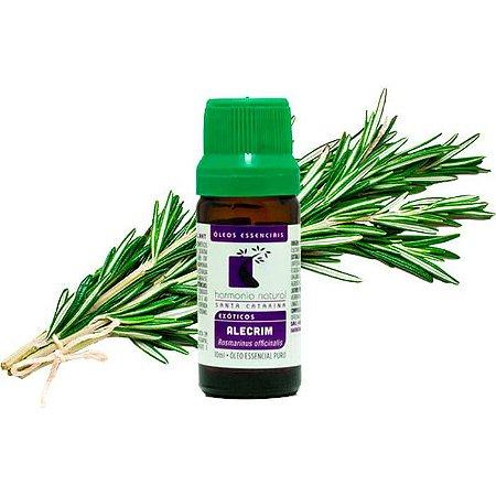 Oleo Essencial de Alecrim - Rosmarinus Officinalis