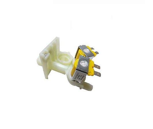 W10685605 Válvula de Entrada d'agua para  Lavadora Brastemp  127V 2 Vias  Original -W10685605