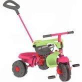 Triciclo Smart Plus Rosa - Bandeirante