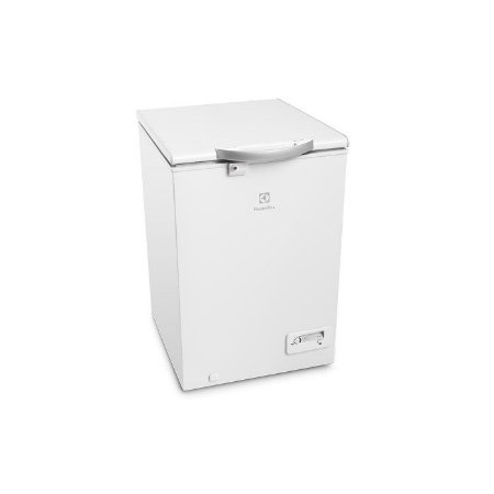 Freezer Horizontal Electrolux H162 1 porta 149L Branco Cycle Defrost