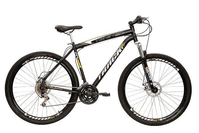 Bicicleta TB Niner Aro Aero 29  MTB Aço 21v  Disk Brack Preto - Track & Bikes