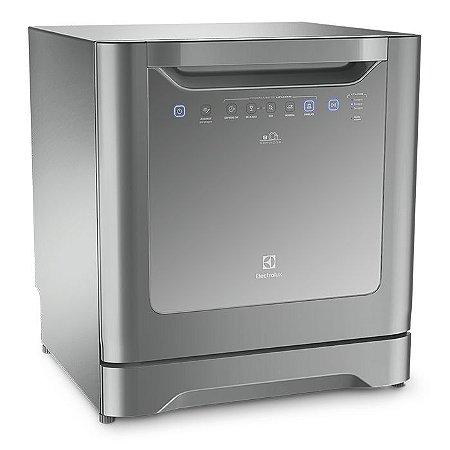 Lava-Louças Electrolux LE08S 8 serviços 6 programas e Painel Blue Touch