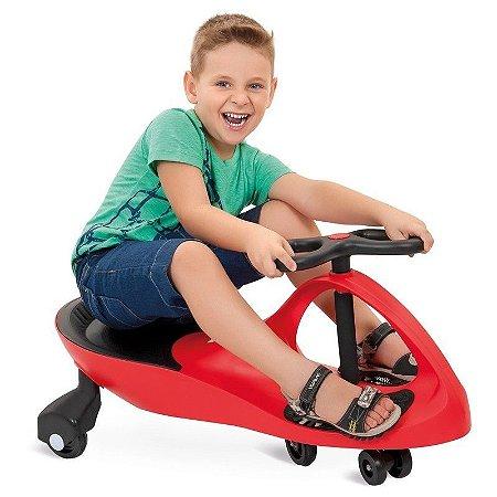 Twist Car Vermelho - Bandeirante