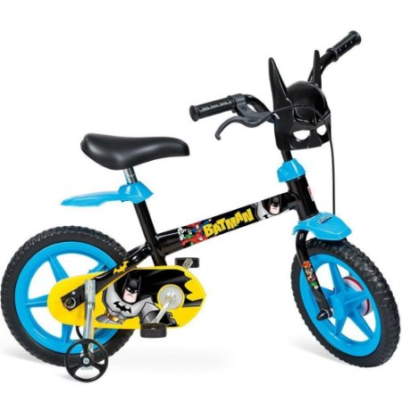 Bicicleta 12 Batman - Bandeirante