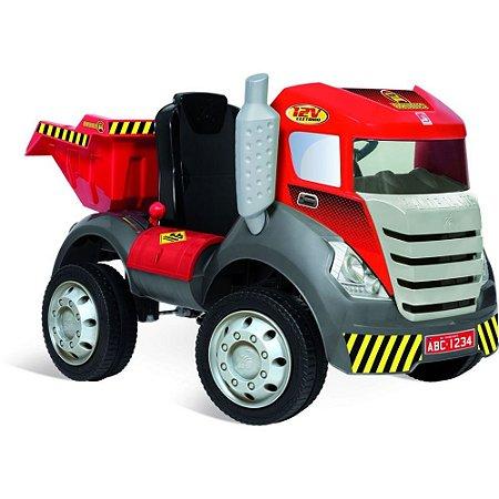 Caminhão Brutus Elétrico  12V - Bandeirante