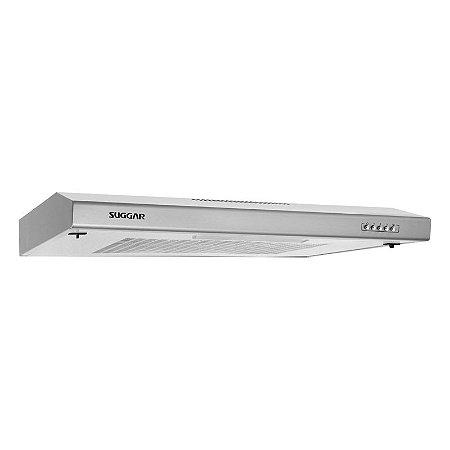 Depurador Slim II 80 cm Inox - Suggar