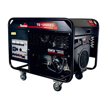 Gerador Gasolina Trifásico 220V TG12000CXE3 - Toyama