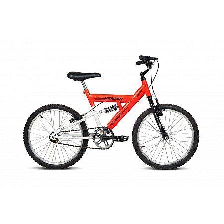 Bicicleta Aro 20 Eagle Laranja/Branco - Verden Bikes