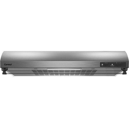 Depurador de Ar Consul CAT80GB Inox 80cm 110V