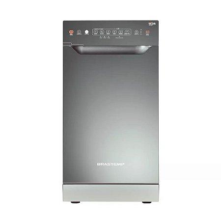Lava-louças Brastemp BLF10AS 10 Serviços Prata