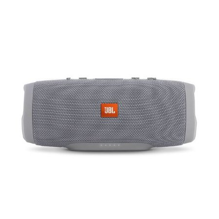 Caixa de Som Bluetooth JBL Charge 3 Cinza