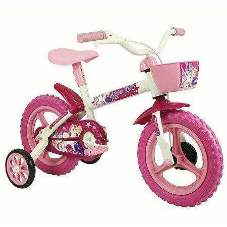 "Bicicleta Aro 12"" Arco-Íris - Track & Bikes"