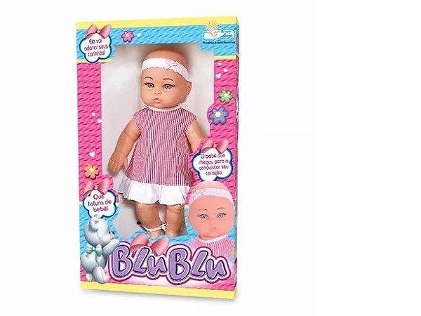 Boneca Blu Blu - Anjo Brinquedos