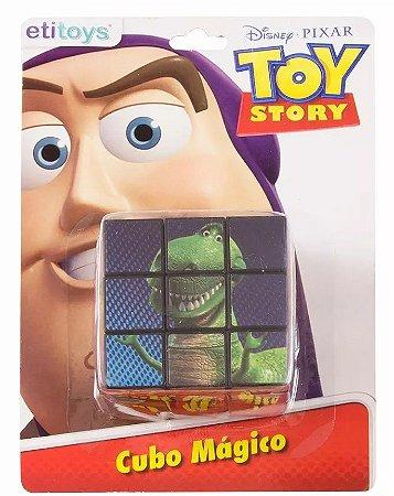 Cubo Mágico Toy Story - Etitoys