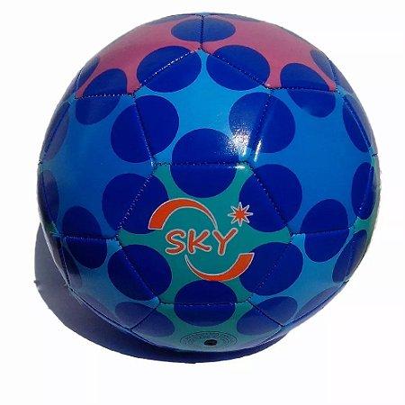 Bola De Futebol Sky Colorida