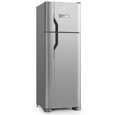 Refrigerador Frost Free Electrolux DFX39 310 Litros 2 Portas Inox