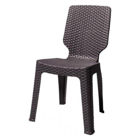 Cadeira T Chair Keter Marrom