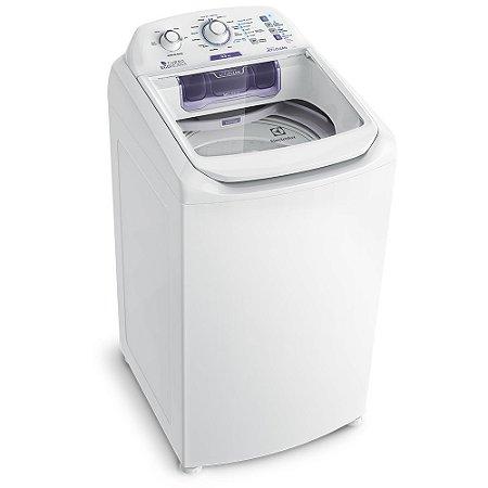 Lavadora de Roupas Electrolux LAC09 Turbo Economia Capacidade 8,5Kg Branco