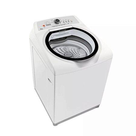 Máquina de Lavar Brastemp BWH15AB 15kg c/ Ciclo Edredom Especial e Enxágue Antialérgico Branco