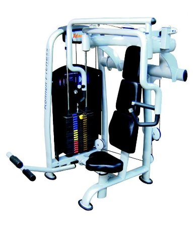 K Seated chest Press - Konnen Fitness