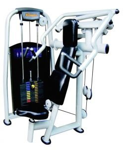 K Seated Chest Incline - Konnen Fitness