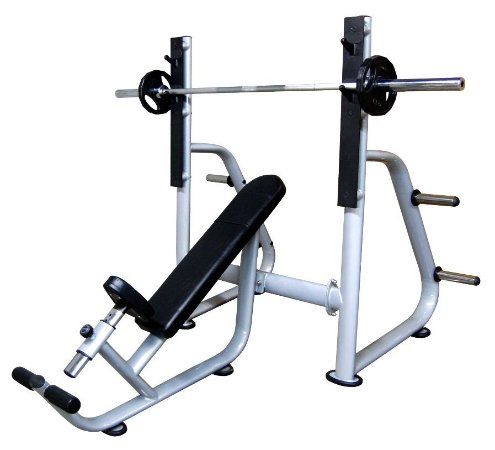 Banco de Supino Inclinado (Supain Incline Bench) Linha K - Konnen Fitness