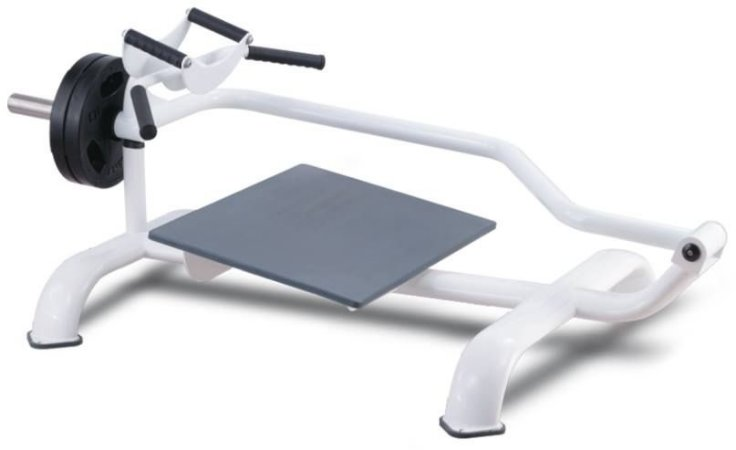 STANDED LEANING ROWING JS-1170
