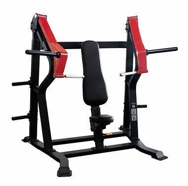 Incline Chest Press (Supino Inclinado) - Bike and Fitness