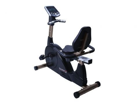 Bicicleta Ergométrica Horizontal Vulcanus 5000H - Mormaii